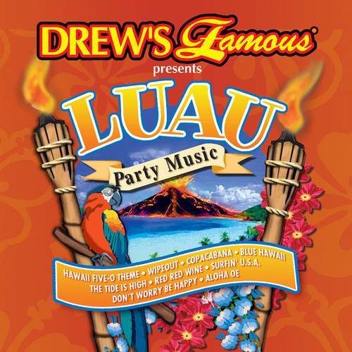 Drew's Famous Presents Luau Party Music by The Hit Crew(1)