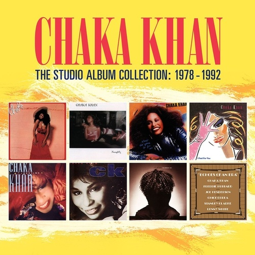 The Studio Album Collection: 1978 - 1992 van Chaka Khan
