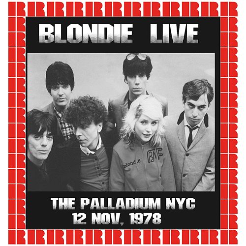 The Palladium, New York, November 11th, 1978 de Blondie