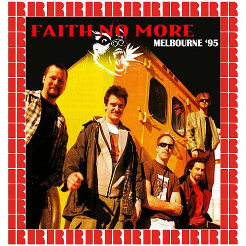 Festival Hall, Melbourne, Australia, August 14th, 1995 de Faith No More