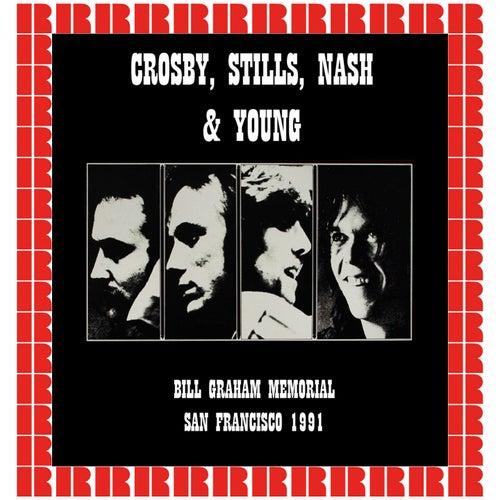Bill Graham Memorial, San Francisco, November 3rd, 1991 di Crosby, Stills, Nash, Young