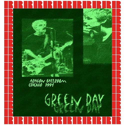 Aragon Ballroom, Chicago, November 10th, 1994 by Green Day