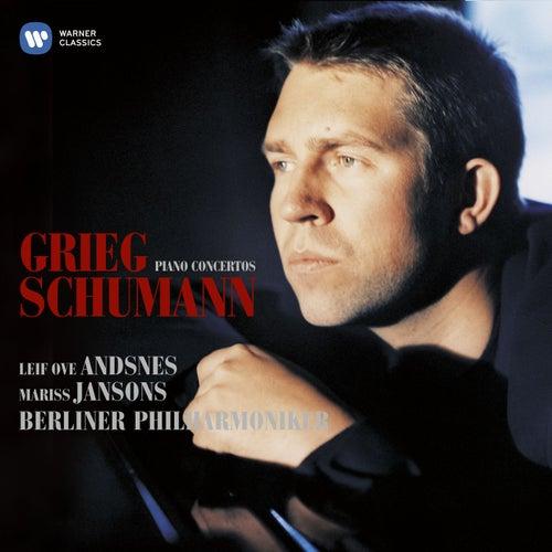 Grieg / Schumann: Piano Concertos by Various Artists