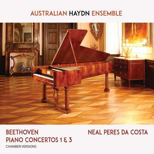 Beethoven Piano Concertos 1 & 3 by Australian Haydn Ensemble