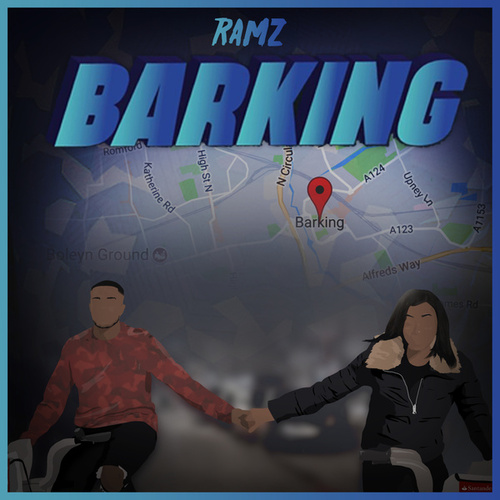 Barking by Ramz