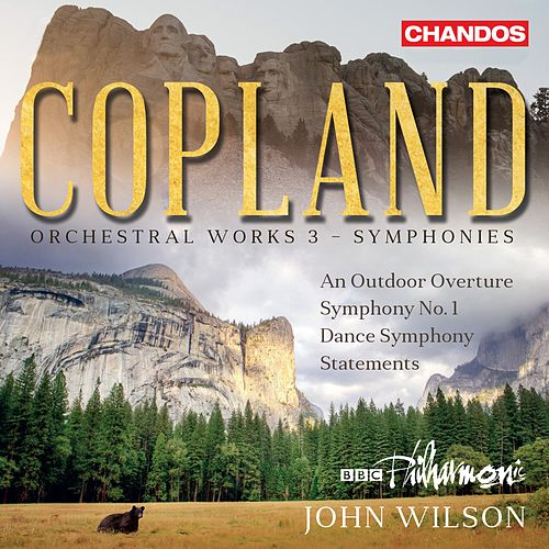 Copland: Orchestral Works, Vol. 3 – Symphonies by BBC Philharmonic Orchestra