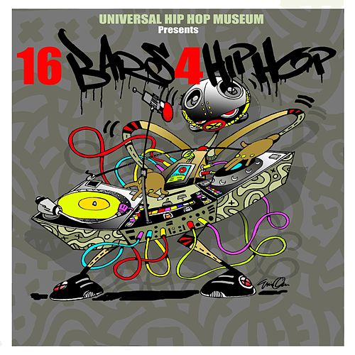 16 Bars 4 Hip Hop de Various Artists