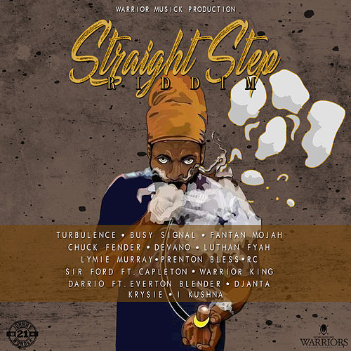Straight Step Riddim by Various Artists
