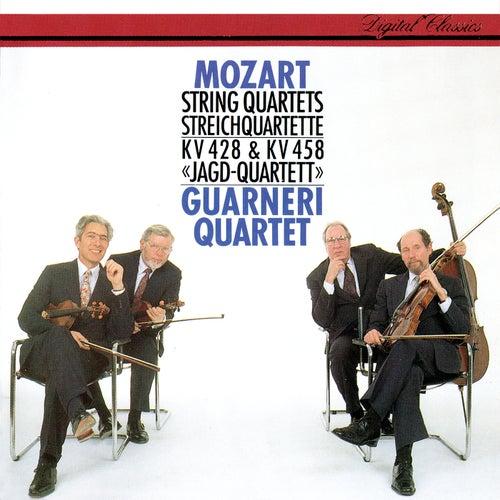 Mozart: String Quartets Nos. 16 & 17 de Guarneri Quartet