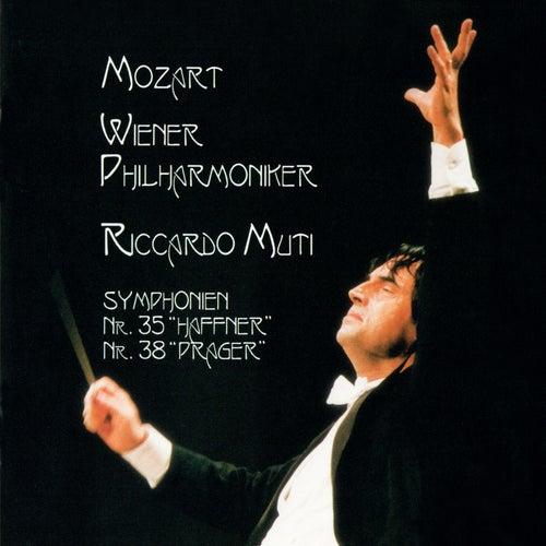 Mozart: Symphonies Nos. 35 & 38 de Riccardo Muti