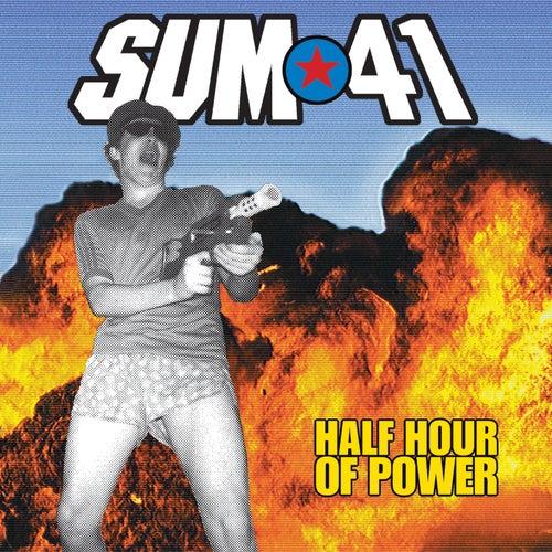Half Hour Of Power von Sum 41