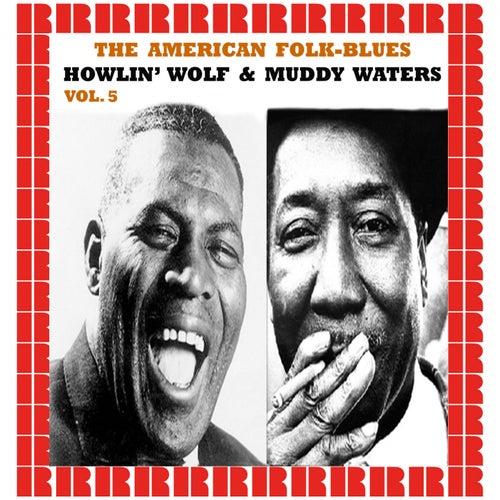 The American Folk-Blues, Vol. 5 de Howlin' Wolf