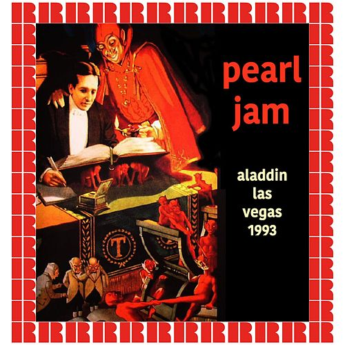 Aladdin Theater, Las Vegas, November 30th, 1993 by Pearl Jam