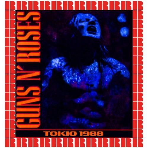 Nakano Sunplaza, Tokyo, Japan, December 7th 1988 by Guns N' Roses