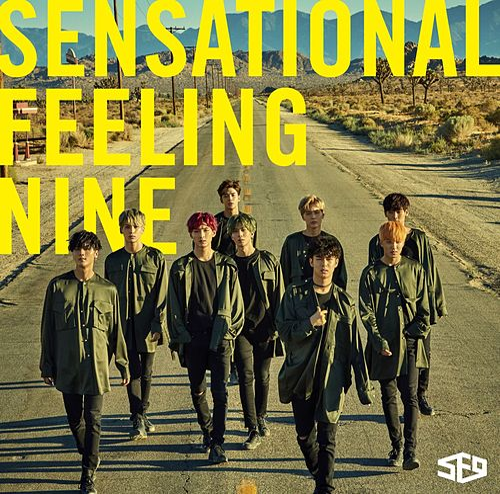 Sensational Feeling Nine by Sf9