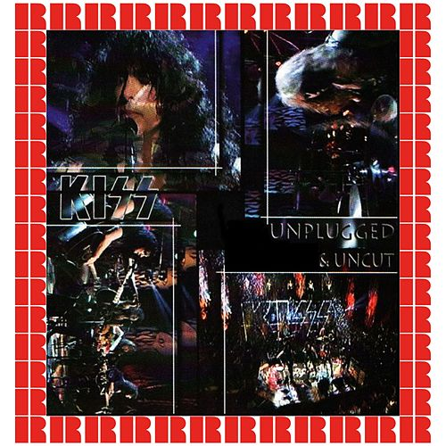 MTV Unplugged & Uncut, Sony Studios, New York, August 9th 1995 by KISS