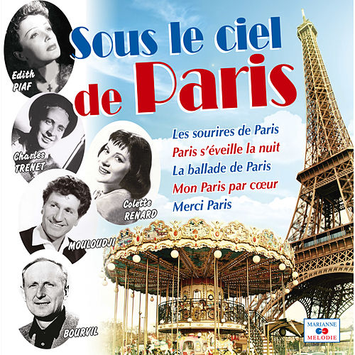 Sous le ciel de Paris de Various Artists