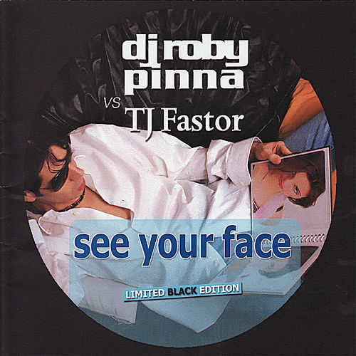 See Your Face - Limited Black Edition by DJ Roby Pinna