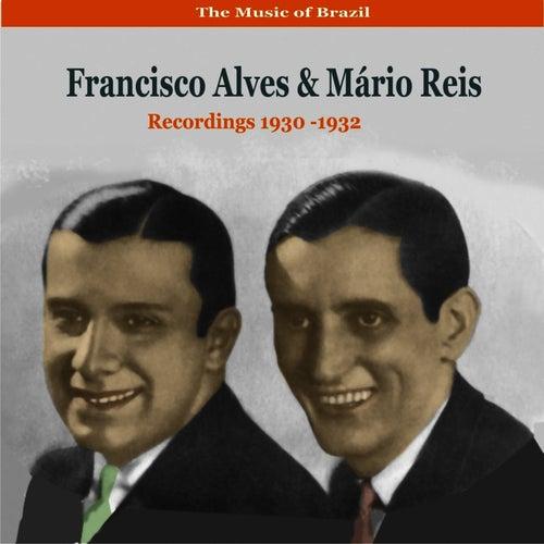 The Music of Brazil  /  Duets of Francisco Alves & Mário Reis /  Recordings 1930-1932 de Francisco Alves