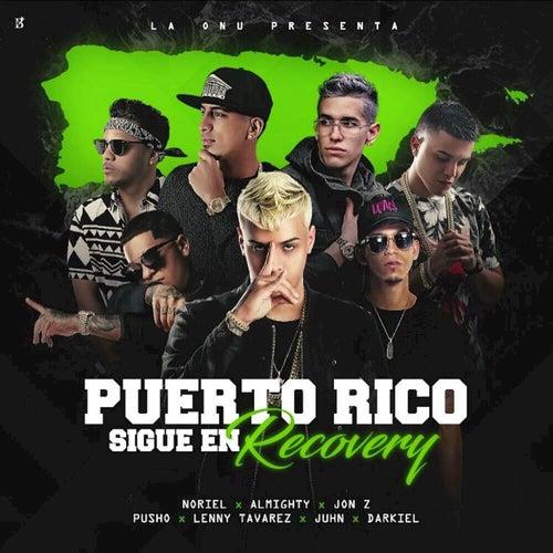 Puerto Rico Sigue en Recovery de Almighty