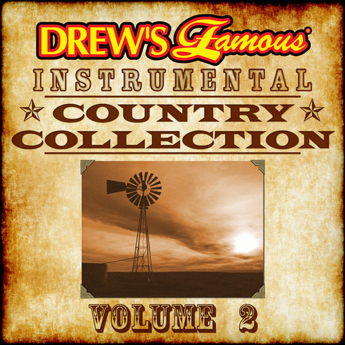 Drew's Famous Instrumental Country Collection, Vol. 2 de The Hit Crew(1)