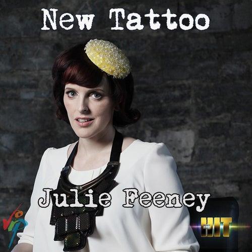 New Tattoo by Julie Feeney