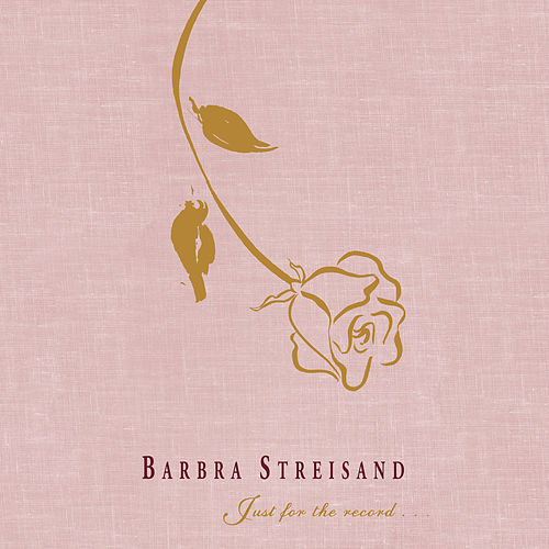 Just for the Record... de Barbra Streisand