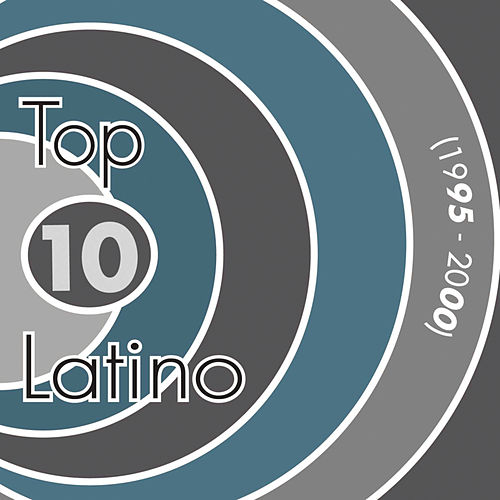Top 10 Latino 1995-2000 de Various Artists