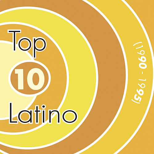 Top Ten Latino, Vol. 9: 1990-1995 de Various Artists