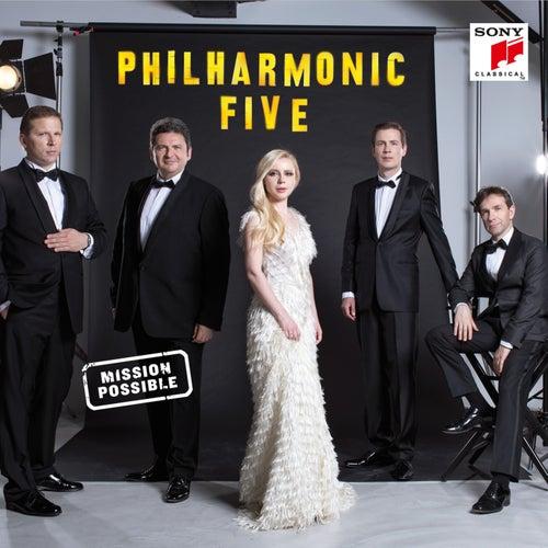 Suite No. 2 for Jazz Orchestra: VII. Waltz de Philharmonic Five