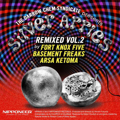Silver Apples Remixed Vol.2 von The Darrow Chem Syndicate
