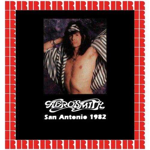Joe Freeman Coliseum, San Antonio, Tx. December 20th, 1982 von Aerosmith
