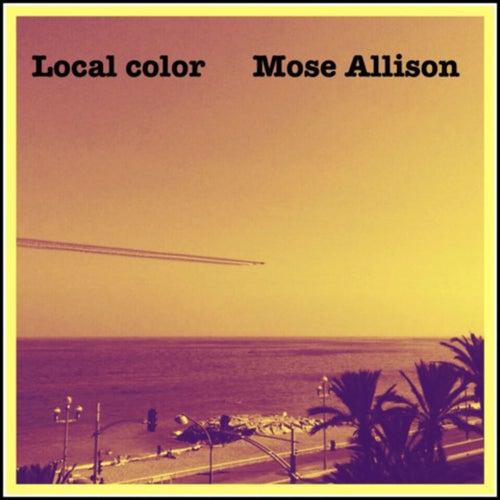 Local Color de Mose Allison