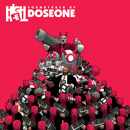 High Hell Soundtrack de Doseone