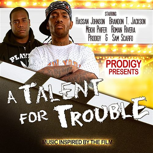 Prodigy Presents  'A Talent for Trouble' by Various Artists