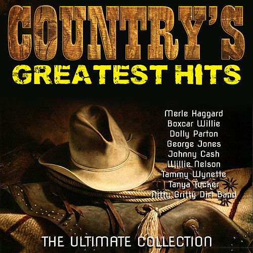 Country's Greatest Hits The Ultimate Collection by Various Artists