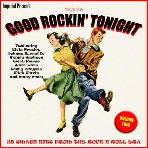 Good Rockin' Tonight Vol. 2 by Various Artists