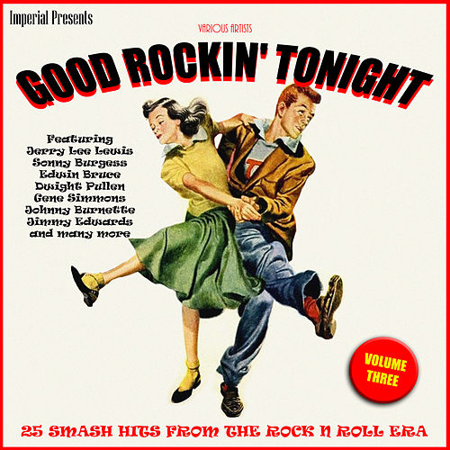 Good Rockin' Tonight Vol. 3 by Various Artists