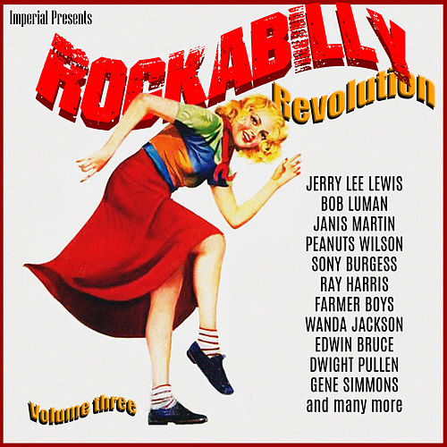 Rockabilly Rebellion Vol. 3 by Various Artists