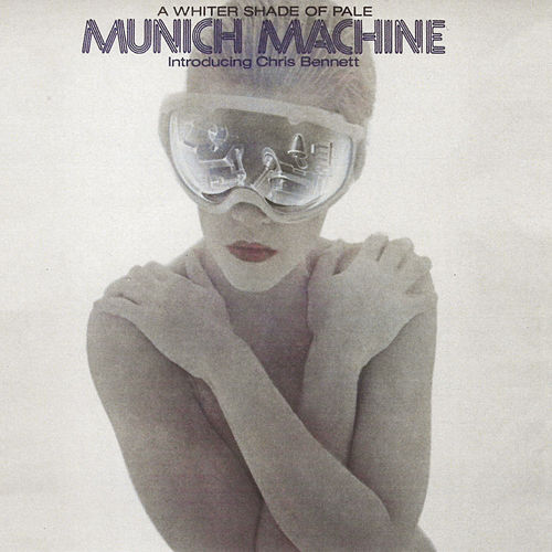 A Whiter Shader of Pale by Munich Machine