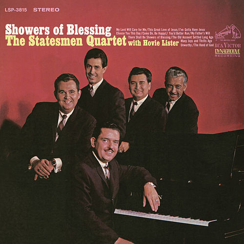 Showers of Blessings by The Statesmen Quartet