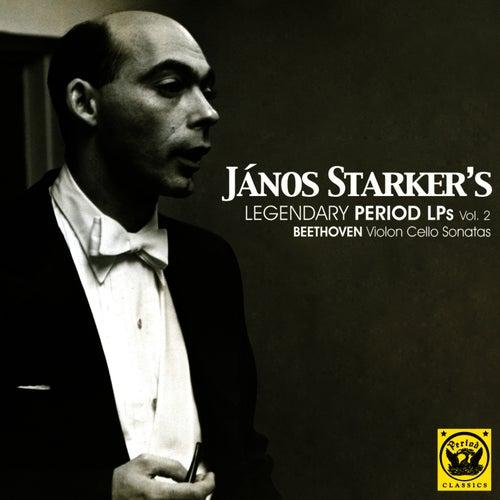 Legendary Period LPs Vol. 2 by Janos Starker