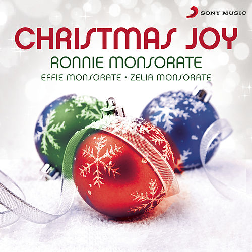 Christmas Joy by Ronnie Monsorate