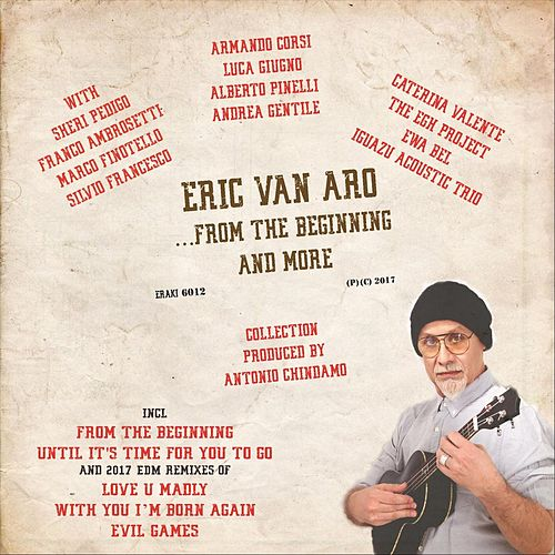 From the Beginning and More von Eric Van Aro