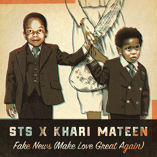 Fake News (Make Love Great Again) de STS (Sugar Tongue Slim)