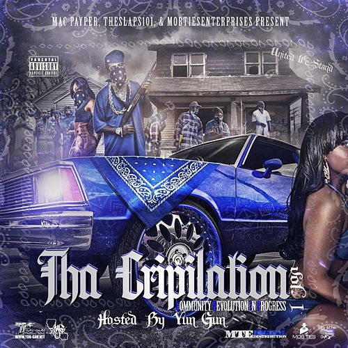 Tha Cripilation, Vol. 1 by Various Artists