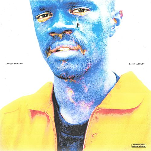 Saturation III de BROCKHAMPTON