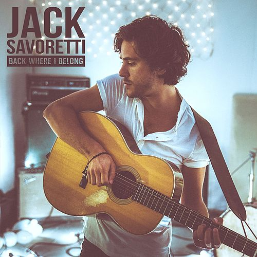 Back Where I Belong de Jack Savoretti