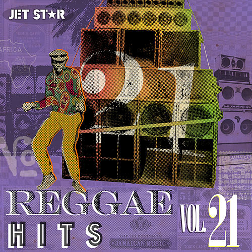 Reggae Hits, Vol. 21 by Various Artists
