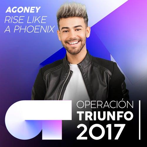 Rise Like A Phoenix (Operación Triunfo 2017) de Agoney